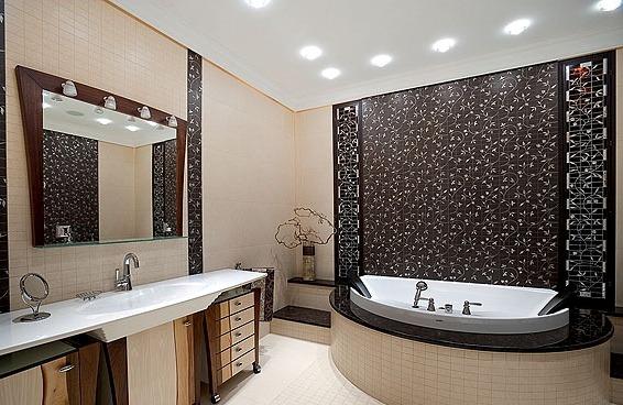 Дизайн фото для ванной комнаты