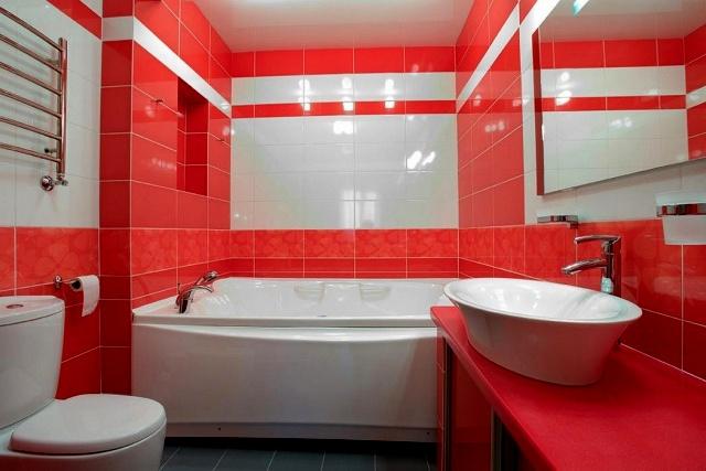 Лучший цвет для ванной комнаты