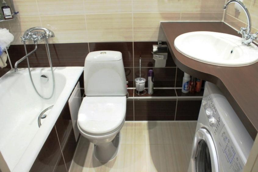 ремонт ванной комнаты в хрущевке ванная комната в