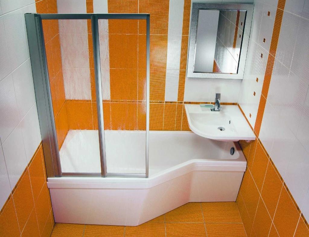 Маленькая ванная комната фото своими руками