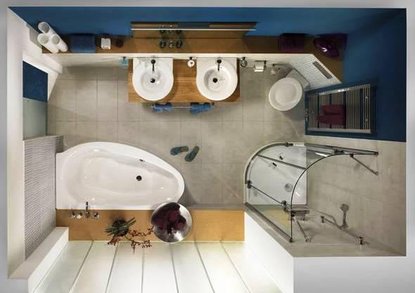 Как правильно сделать ремонт ванной комнаты?