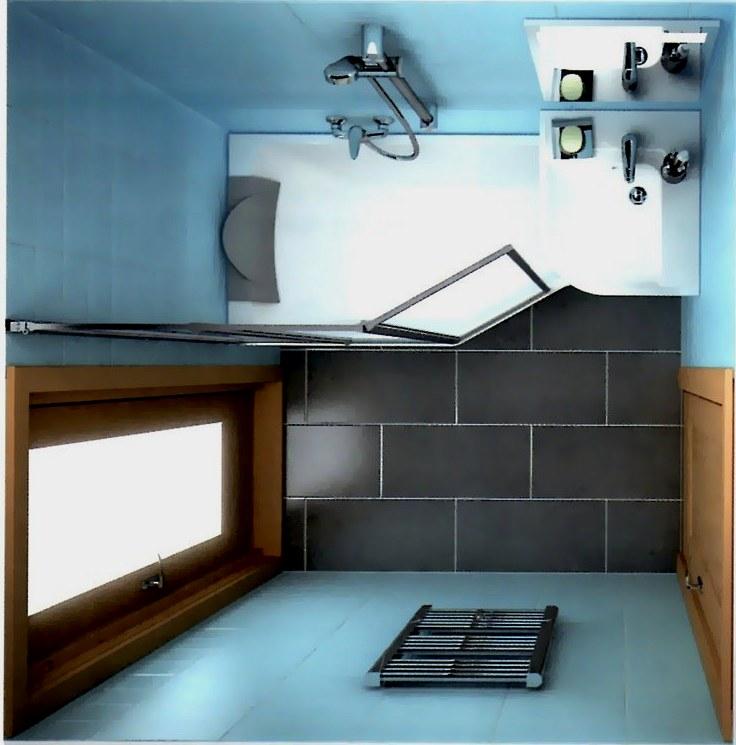 Ванная комната дизайн фото 2 кв м