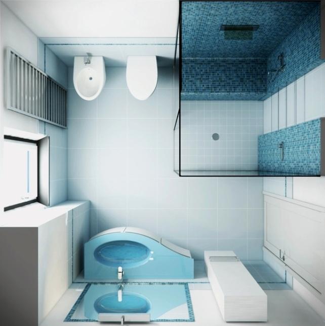Фото ванная маленькая ремонт дизайн фото