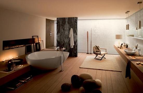 дизайн - ванной комнаты