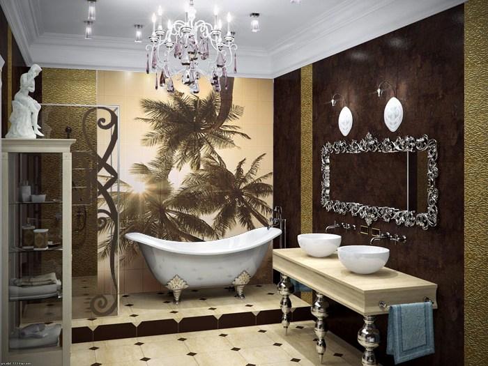 Сделать дизайн ванной