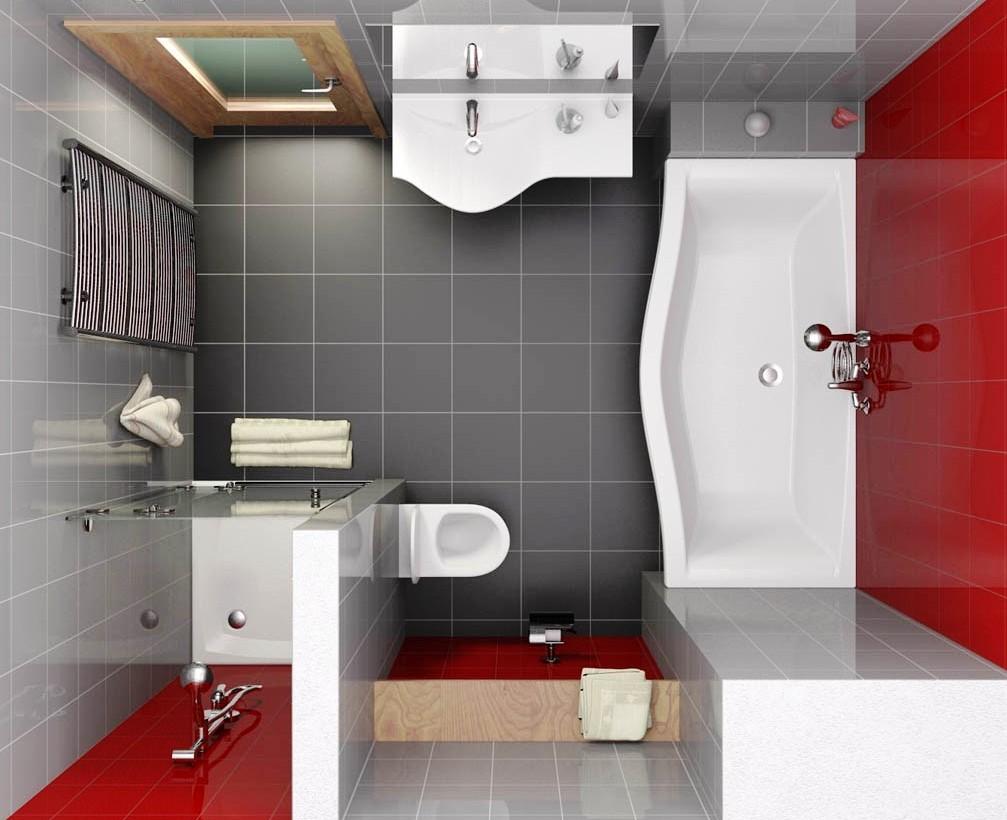 Интерьер ванной комнаты узкой с фото