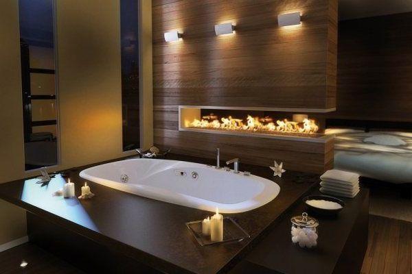 дизайн ванной комнаты классический стиль