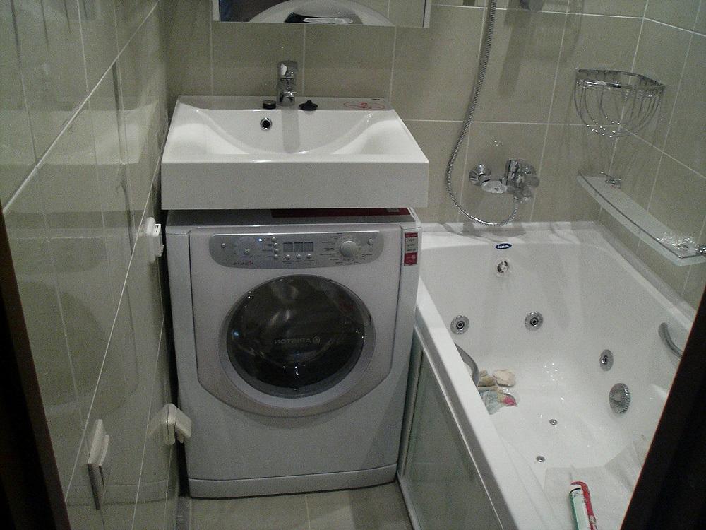 Раковина в ванной комнате дизайн