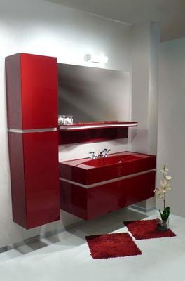 Комплект мебели valente inizio 1100 - отказ от клише и стереотипов