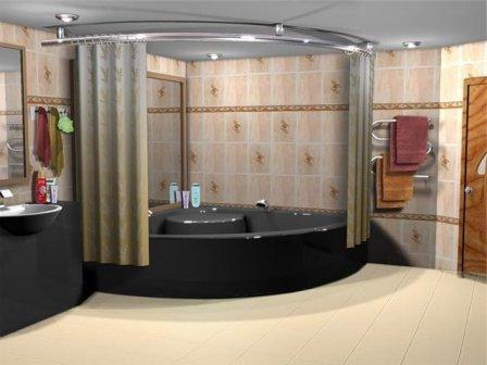 дизайн ванной комнаты фото 33