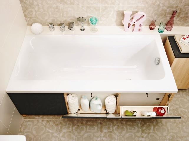 Как сделать панель для ванны