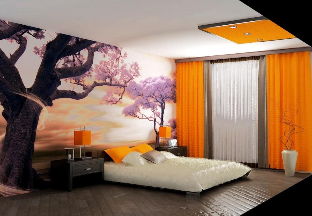 Ремонт в спальне фото своими руками